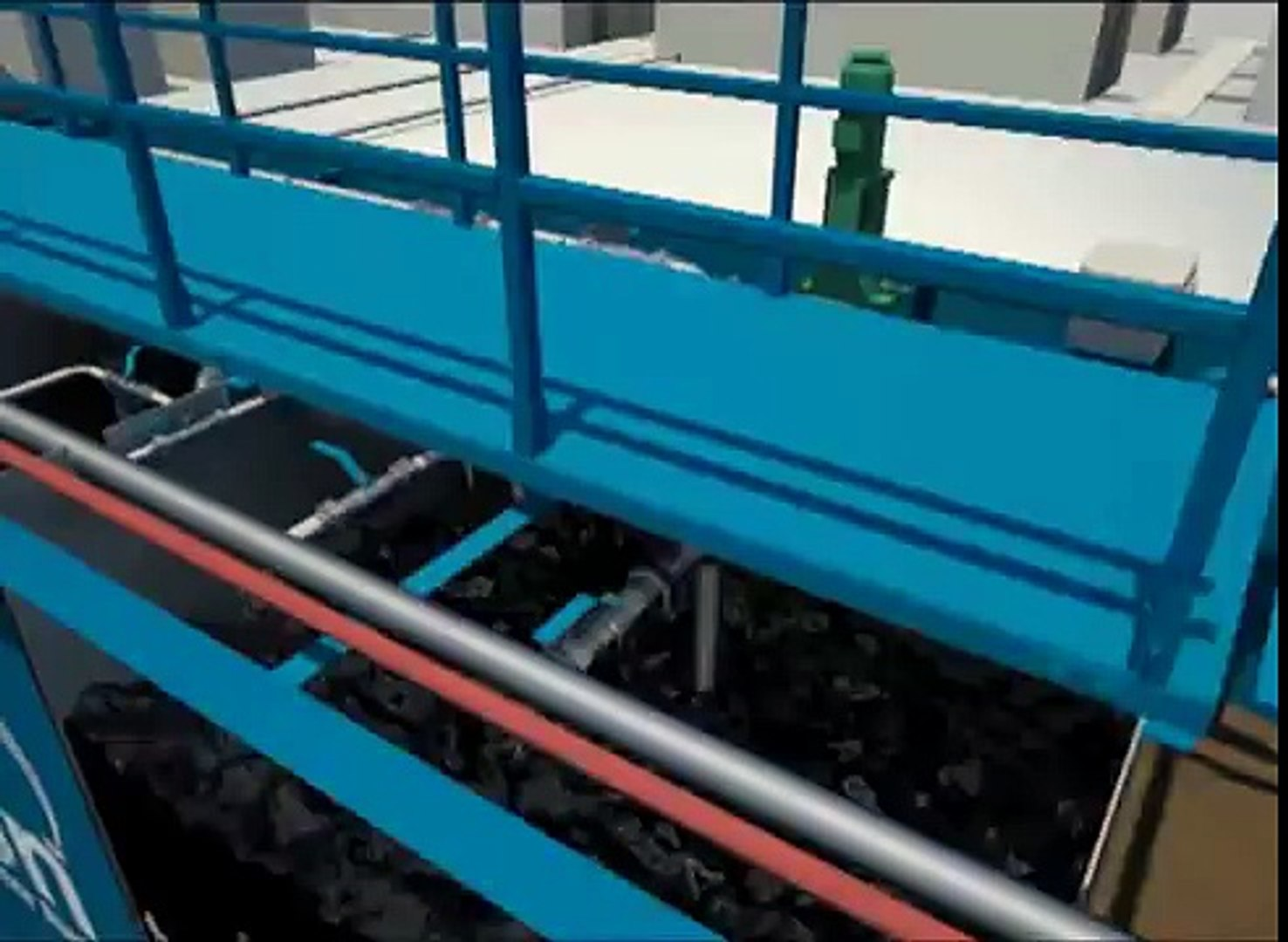 Mixed Bed Bio Reactor